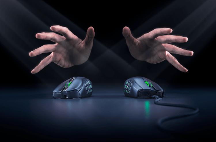 Razer a lansat noul Naga Pro Wireless