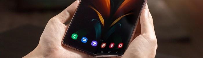 Samsung a lansat noul Galaxy Z Fold 2 - mai frumos si mai bun