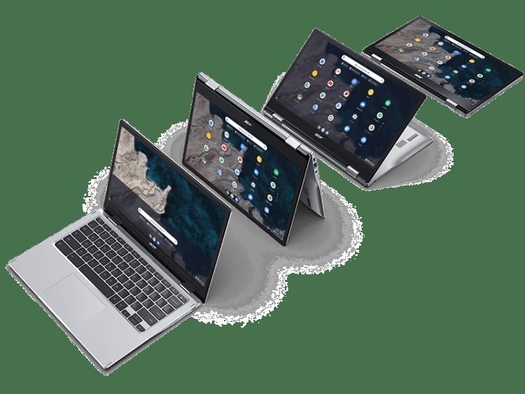Acer a lansat primul Chromebook cu platforma Snapdragon 7c si conectivitate 4G LTE