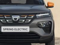 Dacia a anunțat prețurile pentru modelul Spring