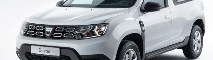 Dacia a lansat Duster Pick-Up - pretul este de peste 20.000 euro