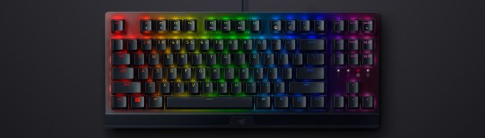 Razer a lansat BlackWidows V3 si BlackWidows V3 Tenkeyless