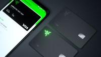 RAZER a lansat un card de debit cu iluminare LED