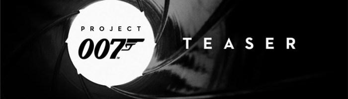 Io Interactive lucreaza la Project 007