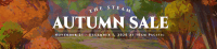 A inceput Steam Autumn Sale