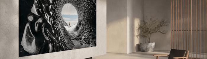 Samsung a lansat primul televizor cu ecran MicroLED