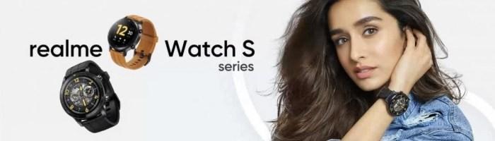 Realme anunta doua smartwatch-uri si o pereche de buds