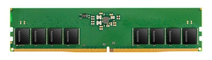 ADATA pregateste primele module de memorie DDR5