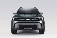 Dacia si-a schimbat logo-ul si prezinta inca 3 modele noi pana in 2025