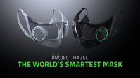 Razer a lansat o masca smart si un scaun de gaming inovator