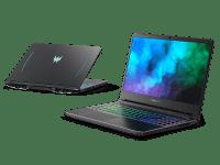 Acer a actualizat gama de laptop-uri Predator Triton si Helios cu placi video noi si procesoare noi