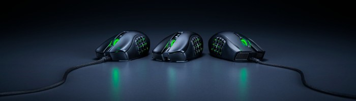 Razer a lansat Naga X, cel mai bun mouse de MMO