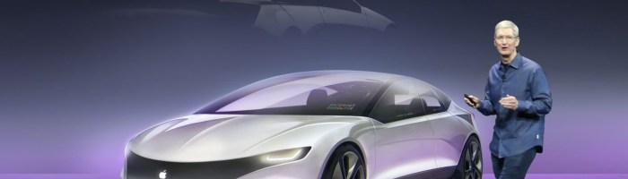 Apple isi cauta un partener pentru dezvoltarea unei masini electrice - Hyundai este pe lista