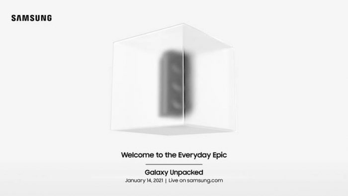Galaxy Unpacked 2021 va avea loc pe 14 ianuarie