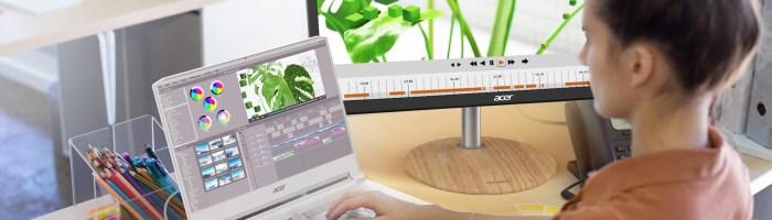 Laptop-urile ConeptD sunt disponibile in Romania