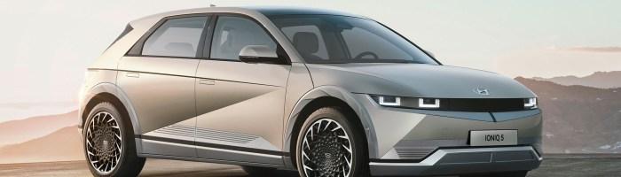 Hyundai Ioniq 5 a fost lansata si este o masina electrica foarte interesanta