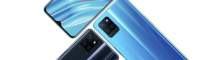 realme a lansat V11, un telefon cu 5G la 155 de euro