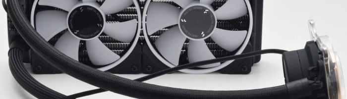 Review cooler all-in-one Fractal Design Celsius+ S24 Prisma