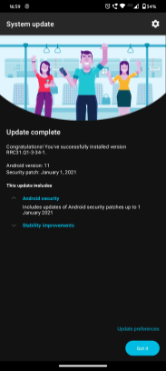Motorola Moto G30_software update (1)