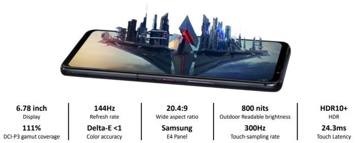 ASUS ROG Phone 5 a fost prezentat oficial - pana la 18GB RAM