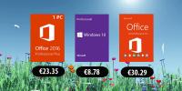 Promotii de primavara – Windows 10 Pro cu 8 euro