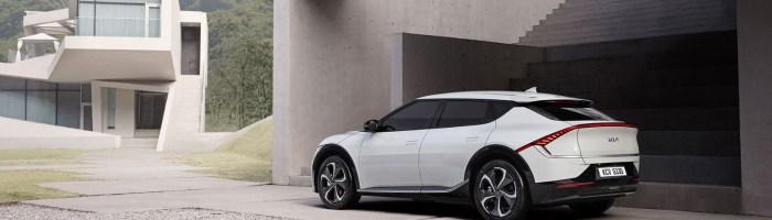 KIA EV6 este o noua masina electrica impresionanta dar despre care nu stim nimic