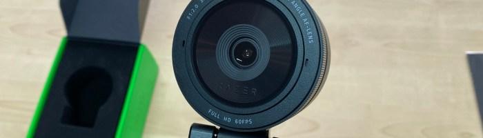 Razer KIYO Pro - camera web pentru gameri