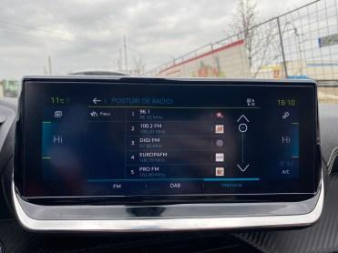 sistem multimedia peugeot 208 electric (11)
