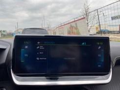 sistem multimedia peugeot 208 electric (13)