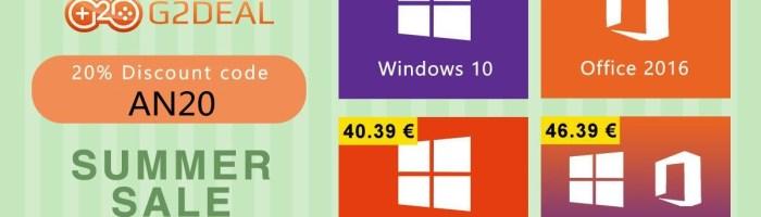 Oferte bune la licentele de Windows - conteaza de unde le cumparam?
