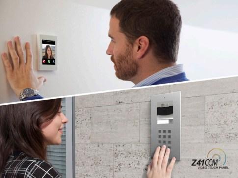 Touch_panel_Zennio_Z41_COM