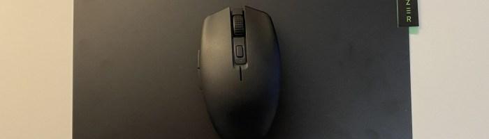 Razer  Orochi V2 - mouse foarte mic cu conexiune wireless sau Bluetooth