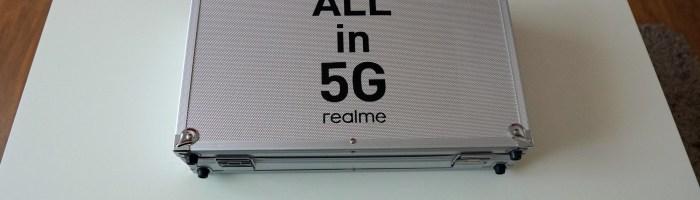 realme 8 5G scurt review: acum și cu conectivitate rapidă