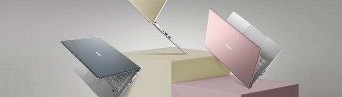 Acer anunta Swift X, un laptop cu grafica RTX 30 si design subtire