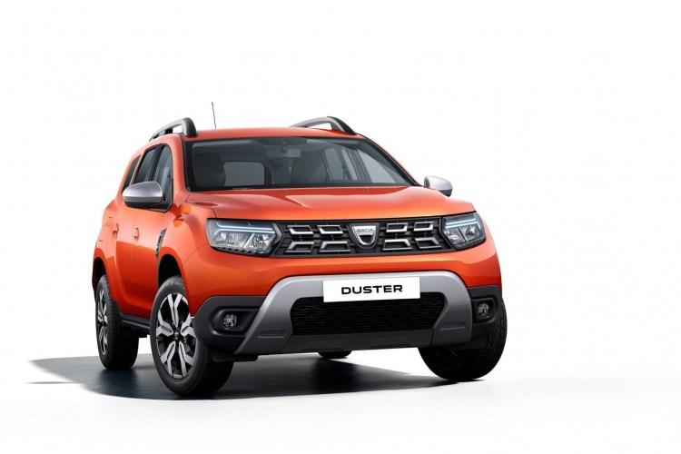 Cat costa Dacia Duster Facelift 2021