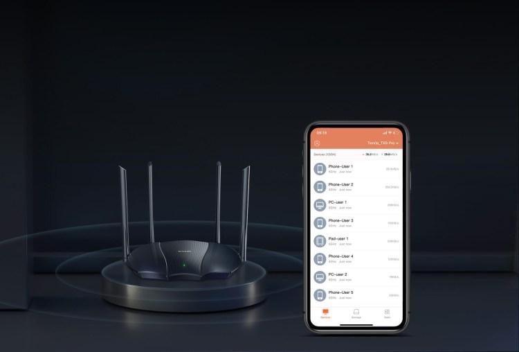 Review si concurs Tenda RX9  Pro - cel mai puternic router de la Tenda