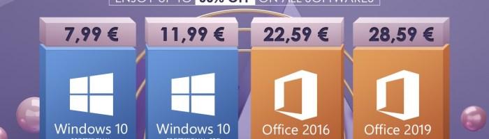 Windows 10 Pro la 7.99 euro - activeaza Windows 10 ca sa faci upgrade la Windows 11