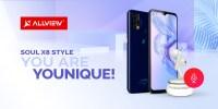Allview anunță completarea gamei Soul cu noul model Soul X8 Style