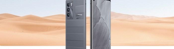 realme GT Master Explorer Edition - 19GB de RAM si camera foto de 50MP de la Sony