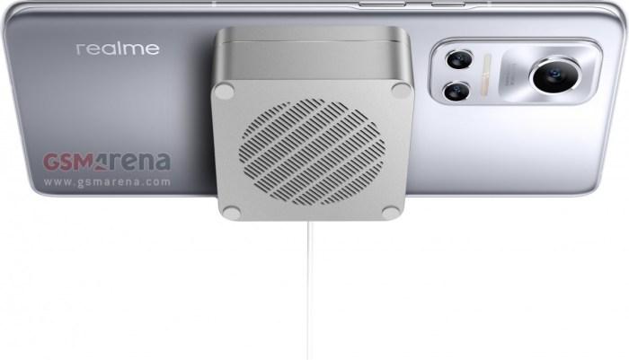 Realme Flash este primul telefon Android cu incarcare wireless magnetica