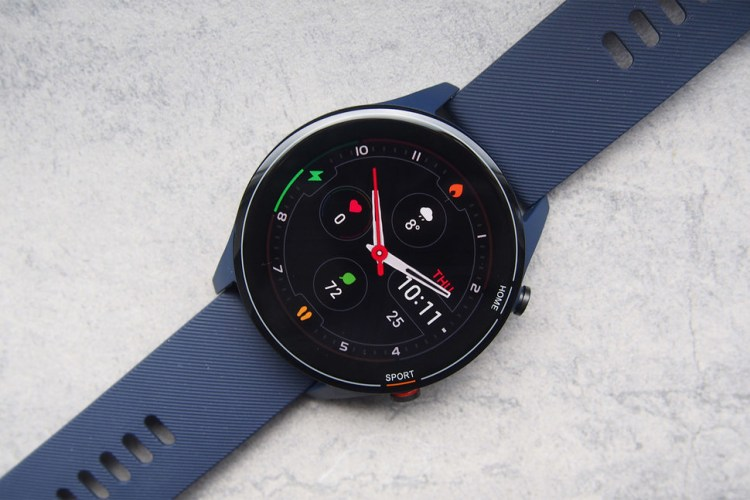 Review smartwatch Xiaomi Mi Watch - fitness tracker sub formă de ceas