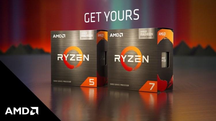 AMD anunță lansarea procesoarelor Ryzen 5000 seria G cu grafică integrată Radeon