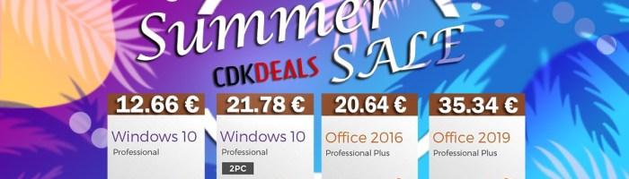 Nici 60 lei pentru o licenta de Windows 10