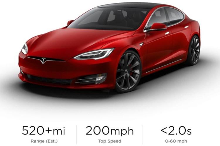 Livrările de Tesla Model S Plaid sunt și ele în întârziere