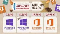 Oferte de toamna – Windows 10 este doar 7 euro