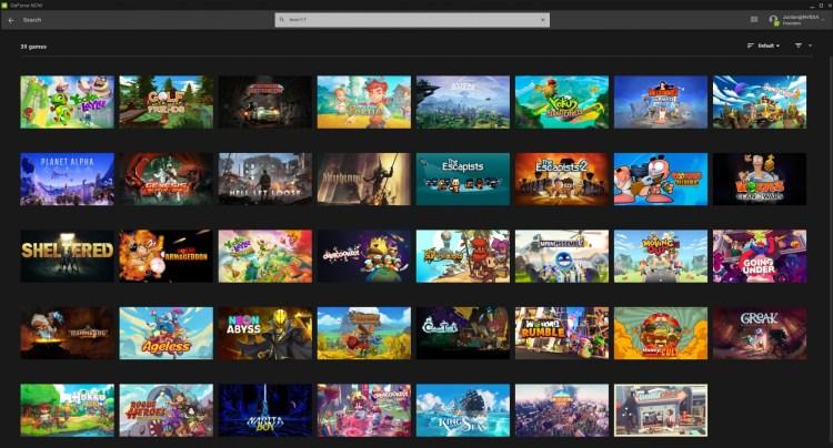 Noutati din Nvidia GeForce NOW - 12 jocuri noi