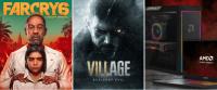 Far Cry 6 si Resident Evil Village sunt oferite gratuit in anumite configuratii AMD