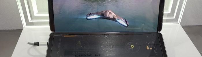 Samsung pregateste un laptop cu ecran OLED pliabil