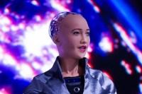 După cetățenie, robotul Sophia vrea și… copii