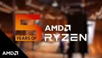 5 ani de la lansarea AMD Ryzen